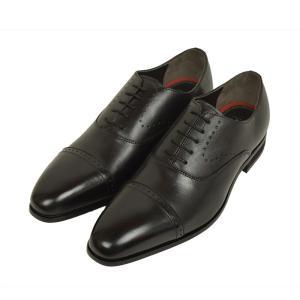 マドラスインク(madras INC)[DS4101]blackマドラス ストレートチップ ビジネスシューズ ブラック kobe-foot
