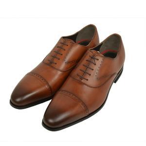 マドラスインク(madras INC)[DS4101]Light Brownマドラス ストレートチップ ビジネスシューズ ライトブラウン kobe-foot