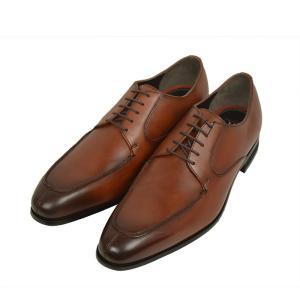 マドラスインク(madras INC)[DS4103] Light Brown マドラス Uチップ ビジネスシューズ ライトブラウン|kobe-foot