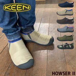 メンズ KEEN ハウザー2 HOWSER2 キーン リラックスシューズ|kobe-foot