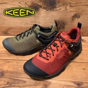 キーン メンズ  【KEEN】VENTURE WP ヴェンチャー ウォータープルーフ  カジュアル トレッキングシューズ ウォーキング ハイキング|kobe-foot