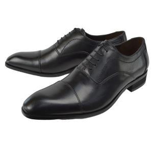 ビジネスシューズ ストレートチップ ブラック [VC1505] ヴィアカミーノ(via cammino) マドラス|kobe-foot