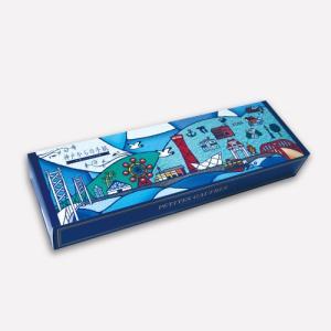 ギフト 贈り物 お土産 お菓子 プティーゴーフル5B 神戸からの手紙 風月堂 スイーツ 焼き菓子 神戸風月堂|kobe-fugetsudo|02