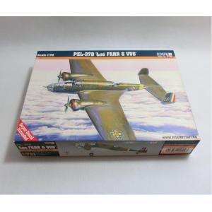 1/72 ポーランドPZL爆撃機 PZL-37B LOS MISTERCRAFT [並行輸入品]