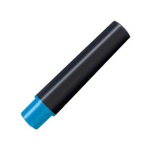 【商品名】 (まとめ) ゼブラ 水性マーカー紙用マッキー(太+細)用インクカートリッジ ライトブルー...