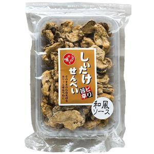 椎茸そのまんま しいたけせんべい 和風ソース味|kobe-mikashie