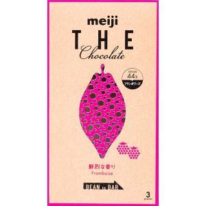 明治 ザ・チョコレート 鮮烈な香り フランボワーズ 50g|kobe-mikashie|02