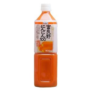 JAふらの 北海道 富良野にんじん 100 900ml|kobe-mikashie