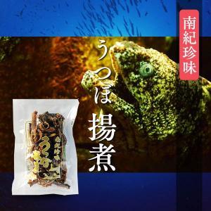 うつぼ揚煮 和歌山南紀名物 珍味 45g 枡悦商店|kobe-mikashie