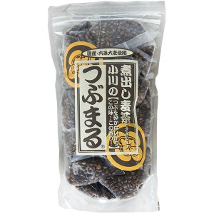 国産六条大麦を使った つぶを砕かない濃厚麦茶|kobe-mikashie