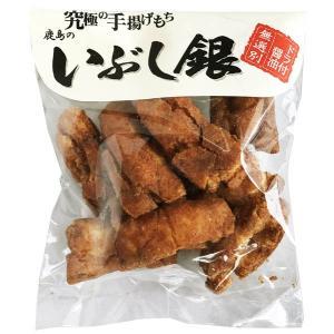 いぶし銀 究極の手揚げもち 無選別 ドラ付醤油味 170g 鹿島米菓|kobe-mikashie