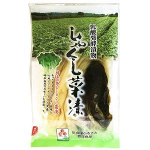 しゃくし菜漬 高田食品 180g|kobe-mikashie