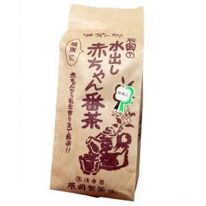 辰岡製茶の赤ちゃん番茶 水出し番茶 400g 甲賀の郷|kobe-mikashie