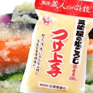 つけ上手 塩こうじ 三崎屋醸造 600g kobe-mikashie