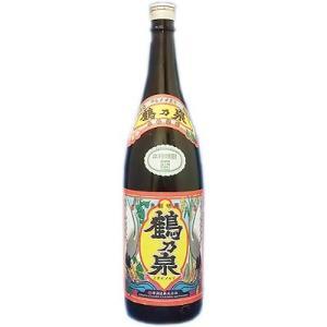 鶴乃泉(つるのいずみ)《芋焼酎》1.8L|kobe-mikashie