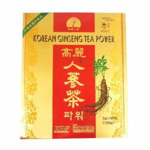 送料無料! 韓国伝統茶!健康維持に毎日1杯!!高麗人参茶(朝鮮人参茶)(50包×10個セット)【marathon201305_health】【marathon201305_送料無料】|kobe-o-ton