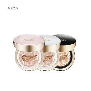 AGE20's シグネチャー エッセンス カバー パクト(Signature Essence Cover Pact)14g×2 全3種類/全4色 韓国コスメ 送料無料(一部地域除外) ファンデーショ|kobe-o-ton