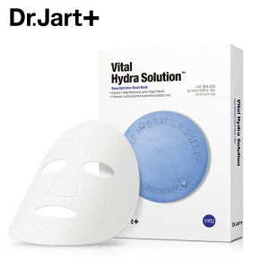 【定形外郵便送料無料(同梱有の場合不可)】韓国コスメ Dr.Jart+(ドクタージャルト)Dermask ウォータージェット バイタル ハイドラ ソリューション(Dermask Vi|kobe-o-ton