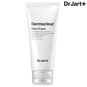 Dr.Jart+(ドクタージャルト)Dermaclear マイクロ フォーム(Dermaclear Micro Form)120ml【RCP】/洗顔フォーム/洗顔料【送料無料】韓国コスメ|kobe-o-ton