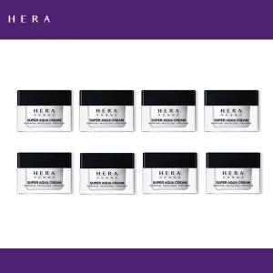 【お試しサンプルを低価格でご提供 】HERA(ヘラ) オム スーパー アクア クリーム(Homme Super Aqua Cream) 5ml×8個 韓国コスメ メンズ メンズクリーム 即納 |kobe-o-ton