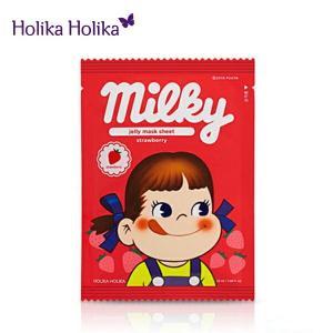 HolikaHolika/ホリカホリカ×不二家コラボ商品《スイートペコエディション》ペコちゃんピュアエッセンスゼリーマスクシート(PEKO Pure Essence Jelly Mask Sheet|kobe-o-ton