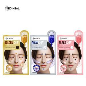 MEDIHEAL(メディヒル) サークル ポイント マスク (Circle Point Mask) 25ml/全3種類 韓国コスメ 指圧 パック シートマスク スキンケア スペシャルケア ゆうパケ|kobe-o-ton