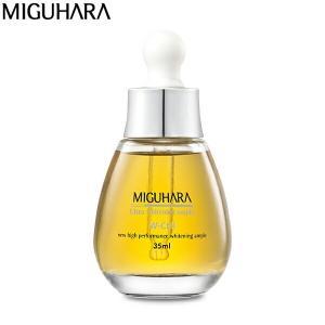 【送料無料!・】韓国コスメ MIGUHARA(ミグハラ)ウルトラ ホワイトニング アンプル(Ultra Whitening Ample)35ml/ブライトニング/美容液|kobe-o-ton