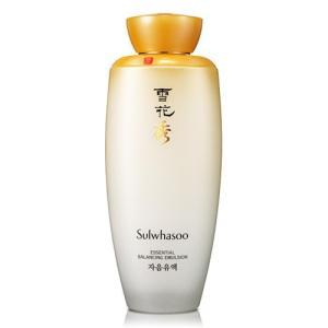 韓方栄養乳液 (滋陰乳液)Essential Balancing Emulsion 125ml 雪花秀 ソルファス Suiwhasoo|kobe-o-ton