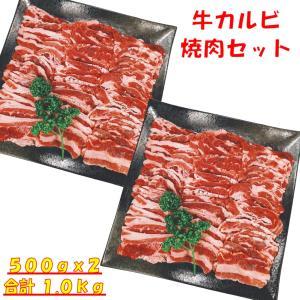 牛肉と言えばカルビ!美味しい牛カルビをたらふく食べれてこの価格! ぜひご賞味下さい!  セット内容 ...