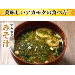 あかもく アカモク ぎばさ ギバサ 愛媛県産 1kg (500g×2P)  海藻 健康食品 スーパーフード 冷凍 魚 海産物|kobecrab|16