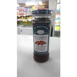 サン・ダルフォー 砂糖不使用フルーツスプレッド ラズベリー  284g kobegrocers