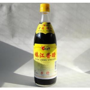 鎮江香酢、鎮江香醋550ml/瓶【こうず 中国黒酢】中国産業務用|kobegrocers