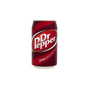 ドクターペッパー 350ml 缶|kobegrocers