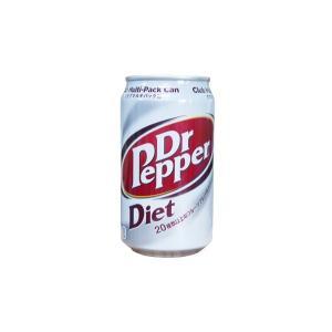 ドクターペッパー ダイエット 350ml 缶|kobegrocers
