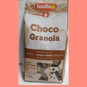 ファミリア チョコグラノーラ 500g|kobegrocers