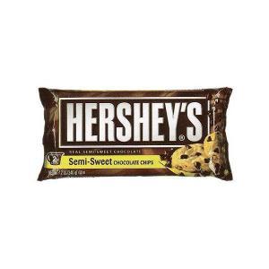 ハーシー セミスイートチョコチップ 340g|kobegrocers