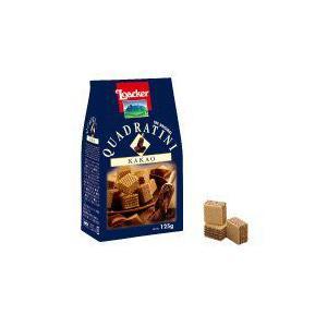 ローカー クワドラティーニ  チョコレート 125g|kobegrocers
