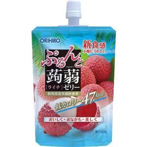 オリヒロプランデュ株式会社 ぷるんと蒟蒻ゼリー...の関連商品9