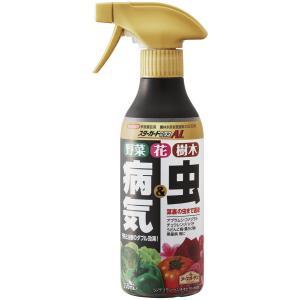 アース製薬(株) アースガーデン スターガードプラスAL 350ml×12本セット <野菜・花・樹木の虫と病気に。殺虫殺菌剤> (商品発送まで7-14日間程度かかります)|kobekanken