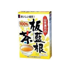 山本漢方の板藍根茶 3g×12包×10個 kobekanken