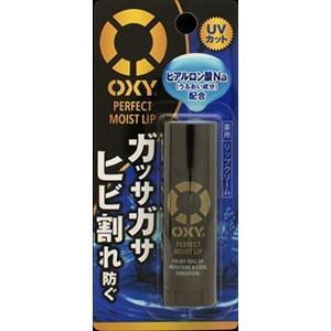 【オキシー パーフェクトモイストリップ 4.5g】の商品詳細 ベタつかず、うるおいをキープするので乾...