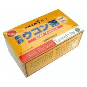 ★送料無料・手数料無料★ 株式会社琉球バイオリソース開発 醗酵ウコン茶(大) (2g×60包)×6個セット|kobekanken