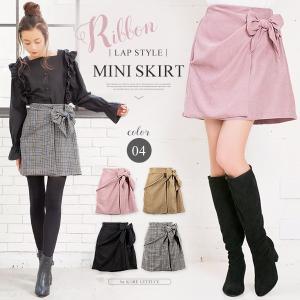 ミニスカート スカー...