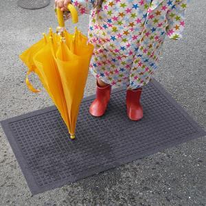 玄関マット 吸水 速乾 業務用 屋外 滑り止め ウォーターホースT 44×74 cm 全7色|kobelongtail|04