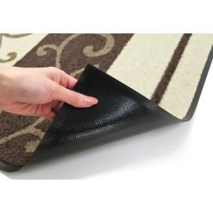 玄関マット 屋外 室内 洗える 滑り止め wash+dry In&Out 50×75cm|kobelongtail|05