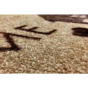 玄関マット 屋外 室内 洗える 滑り止め wash+dry My Home 50×75cm|kobelongtail|04