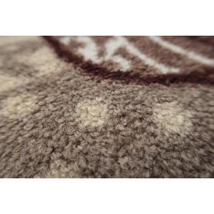 玄関マット 屋外 室内 洗える 滑り止め wash+dry katzenbande beige 50×75cm|kobelongtail|04