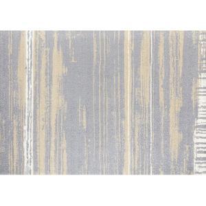 ラグ ラグマット 長方形 洗える おしゃれ wash+dry Abadan stone / sand 140×200 cm|kobelongtail|03