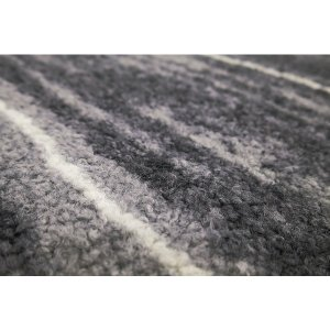 ラグ ラグマット 長方形 洗える おしゃれ wash+dry Abadan stone / sand 140×200 cm|kobelongtail|04