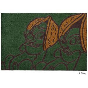 玄関マット Disney ディズニーChip/チップとデール 50×75cm|kobelongtail